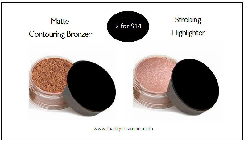 highlighter and bronzer kit stocking stuffer ideas for christmas for teens long lasting natural makeup for oily skin mattify cosmetics