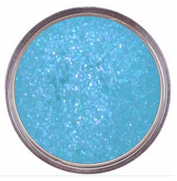 Bright blue eye shadow pastel high pigment long lasting eye makeup mattify cosmetics natural products crease-free eyeshadow for oily eye lids that doesn't crease