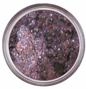 sparkly purple eye shadow long lasting eye makeup mattify cosmetics natural products crease-free eyeshadow for oily eye lids