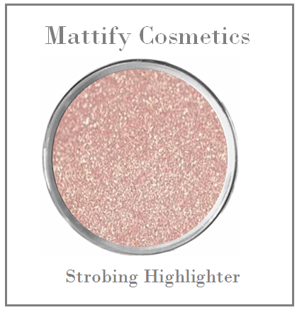 highlighter that works on every skin tone mattify cosmetics peachy pink powder highlighter for strobing oil absorbent long lasting natural makeup