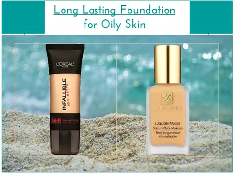 Long lasting makeup for oily skin foundation Mattify cosmetics products for acne prone skin that won't clog pores oil control powder to absorb oil all day for a matte shine-free finish mineral matte makeup without bismuth or mica