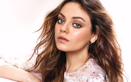 Celebrity makeup tips for people with oily skin mila kunis before and after oil control foundation matte makeup for acne prone skin types and transparent setting powder how to get makeup to last all day without smudging or looking greasy