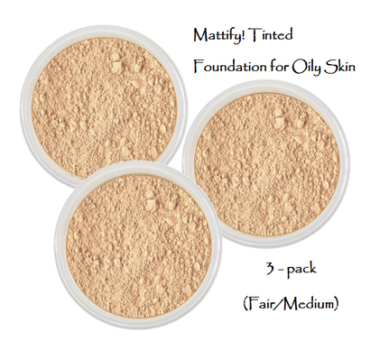 matte foundation makeup for fair skin mattify cosmetics long lasting mineral makeup powder oil absorbent powder that looks natural pack of 3