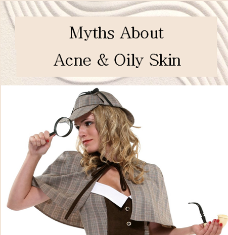 what myths about acne are true and does eating greasy food cause breakouts how diet impacts your skin